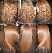 Бразильское Кератиновое Выпрямление волос в ЛУЦКЕ!!!!