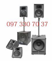 Звуковое оборудование купить