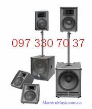 Звуковое оборудование electro voice