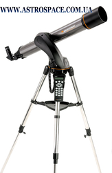 Автоматизированный телескоп Celestron NexStar SLT 80