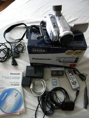 Видеокамера Panasonic NV GS-500EE MiniDV