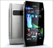 Nokia X7 2SIM+JAVA+Wi-Fi+TV