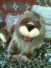 Дитяча іграшка Лев