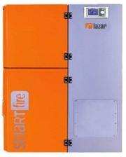 Твердопаливний пелетний котел Smart Fire 21кВт - 41кВт