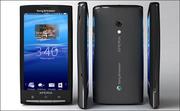 Sony Ericsson X12  Wi-Fi TV