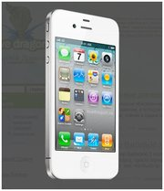 Iphone 4S White (1 sim+Wi-Fi) Multi-touch