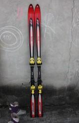 Продам немецкие лыжи
