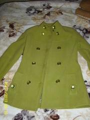 Пальто весняне