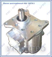 Насос шестеренный НШ 100 В-3