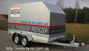 Продам легковой прицеп TA-NO 33 3117/2