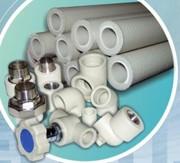 Полипропиленовые фитинги для отопления и водоотведения Луцк