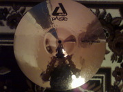 Paiste Alpha Brilliant Metal Set + чехол