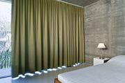 Карнизи розсувні з електроприводом. Сучасні штори та гардини.