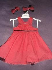 Эксклюзивное коралловое платье