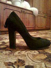 Женские туфли в идеальном состоянии,  размер 39