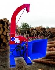 Подрібнювач деревини,  щеподробілка,  измельчитель веток, щепорез