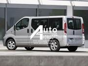 Установка автостекол на Renault Trafic,  Opel Vivaro