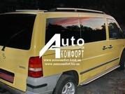 Задний салон,  правое стекло на автомобиль Mercedes-Benz Vito 96-03