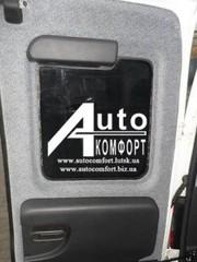 Заднее стекло (распаш.Лев) с эл.обогревом Opel Combo C (2001–2011)