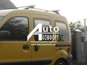 Передний салон,  левое окно Renault Kangoo 96-08