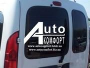 Заднее стекло(распаш.Лев.)с элобогревом Renault Kangoo 96-08