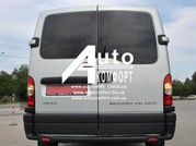 Заднее стекло,  левое,  без Э. О. Renault Master(97-09)