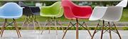 Кресла барные,  пластиковые Тауэр Вуд
