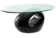 Журнальный столик Ирис,  цвет черный