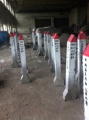 Продам бетонні стовпчики