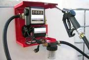 МиниАЗС для дизтоплива с насосом 56л/мин на 220Вольт.Гарантия.Италия