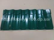 Металлочерепица 86 грн за м2 + профнастил от 45 грн Луцк и область