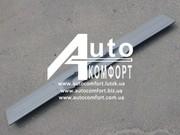 Задний порог на автомобиль Mercedes-Benz Vito 04-(пластик) / ляда,  рас