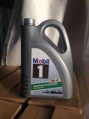 Синтетическое моторное масло Mobil 1 5W-30 цена 450 грн.