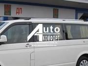 Передний салон,  левое стекло на Volkswagen Transporter Т-5