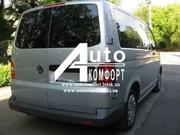 Заднее стекло (распашонка правая) без э.o. на авто  VW Transporter T-5