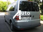 Заднее стекло (распашонка левая) без э.o.на Volkswagen Transporter Т-5