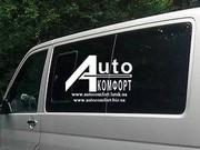 Блок левый (окно с форточкой) на Volkswagen Transporter Т-5