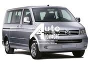 Установка (врезка) автостекла на автомобиль Volkswagen Transporter Т-5