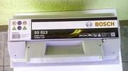 Новый аккумулятор для легкового авто (BOSCH)