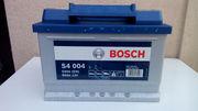 Новый аккумулятор для легкового авто BOSCH S4004