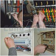 Заміри опору ізоляції (вимірювання опору розтікання струму)