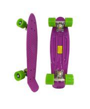 Скейт Penny Board 22 фиолетовый