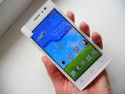 Бюджетный смартфон НТС GT-M7 White (экран 4, 5 Android 4.2.2)