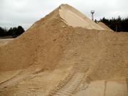 Купити пісок (чистий) Луцьк Доставка самоскидами від 1 до 40 тонн