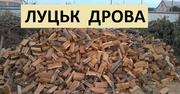 Дрова Луцьк ціна. Купити дрова в Луцьку (твердої породи) дуб,  граб