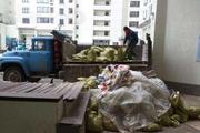 Замовити вивіз сміття. Вивезення будівельних відходів Луцьк