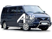 Тонировка автостекол на Volkswagen Transporter Т-4