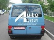 Заднее стекло (распашонка левая) с электрообогревом на Volkswagen Tran