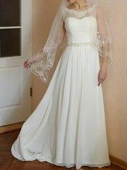 Дизайнерское свaдебное платье