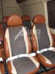 Ремонт автомобільних сидінь.